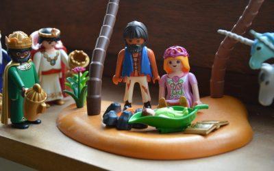 Die Bibel mit Playmobil erzählt